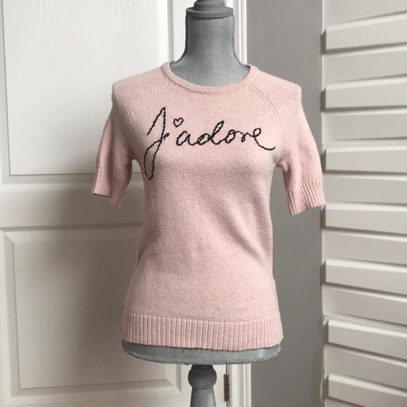 Elle Pink Sweater